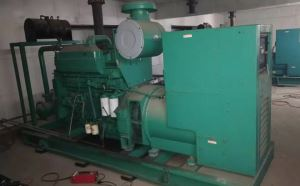 Used generator recycling